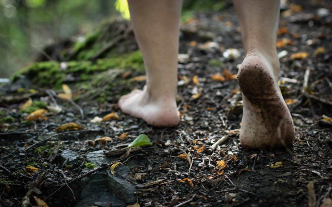 O barefootu